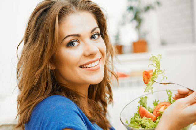 подробное правильное питание для похудения