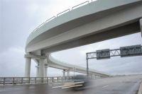 Завершилась реконструкция крупного путепровода в Омской области.
