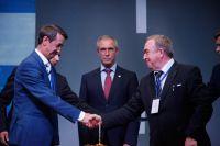 Открытие МАТФ-2014. Губернатор призывает авиакластеры России к интеграции
