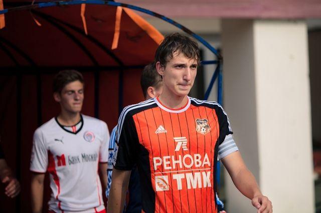 Защитника футбольного «Урала» сослали в Хабаровск