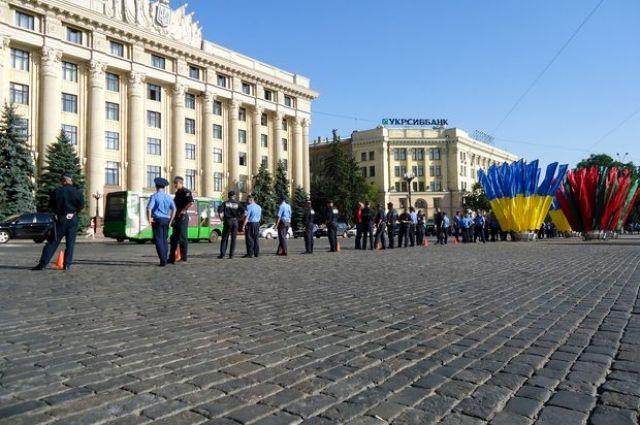 Площадь Свободы, Харьков