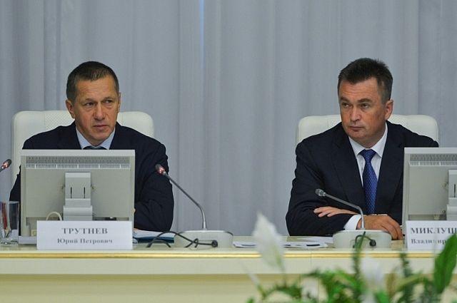 На совещании по развитию лесной отрасли на Дальнем Востоке.