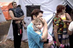 Свыше 60 тысяч беженцев размещены в российских ПВР