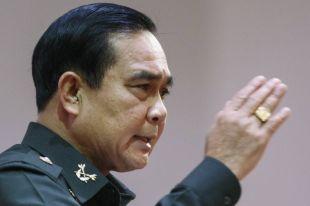 Премьер-министром Таиланда стал лидер путча генерал Прают Чан-Оча