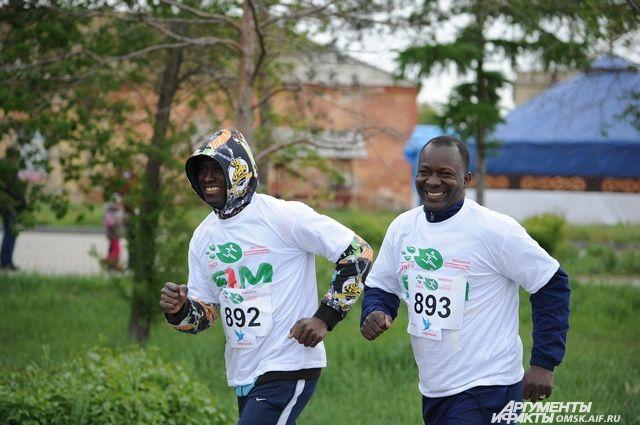 Нигерийские спортсмены в этом году не попадут на Сибирский марафон.