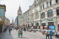 Дорога к сердцу столицы Кремлю тоже пешеходная!
