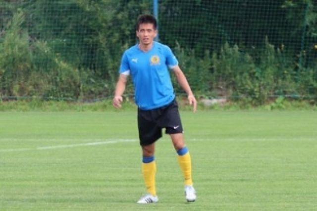 Полузащитник Ро Хак Су теперь в составе  «Луча-Энергии».