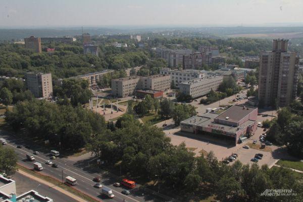 Кинотеатр «Импульс» на проспекте Гагарина