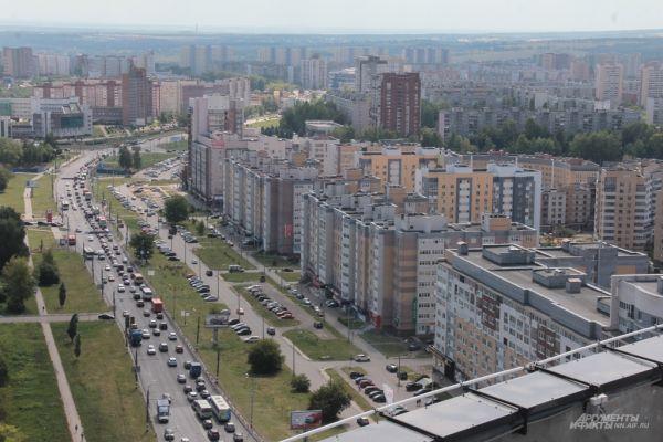 улица Родионова