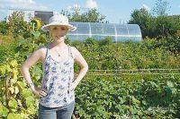 Камий Робер-Бёф: «Для европейца такой участок - феномен! Нигде в Европе нет такого количества земли с посадками, овощами, ягодами»