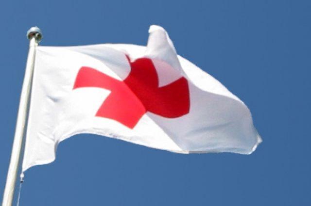 Флаг МККК