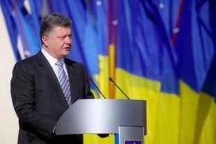 Poroshenko: Russia actually deployed its troops in Ukraine