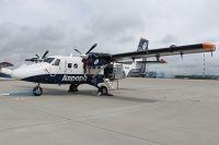 Самолёт малой авиации DHC-6.