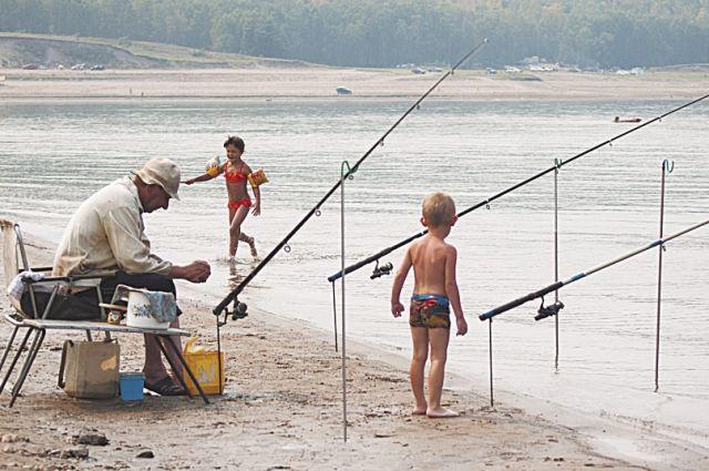 запрет на ловлю рыбы 2016 в красноярском крае