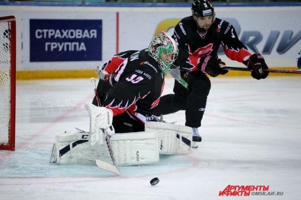 Товарищеский матч «Авангард»-«Югра».