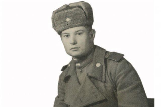 Яков Безбородов.
