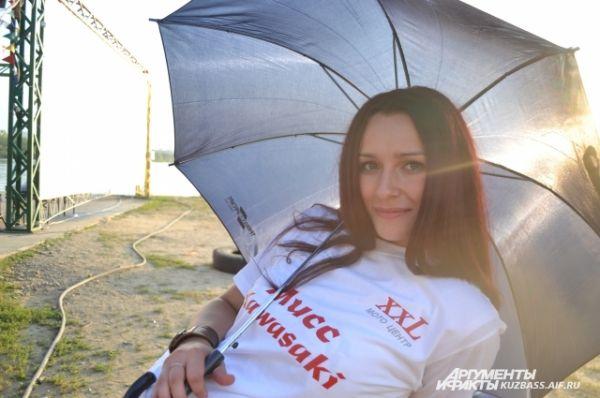 Титул победительницы получила Марина Сарафанникова.