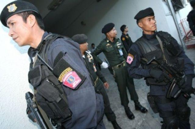 Операцию провёл Интерпол совместно с королевской полицией.