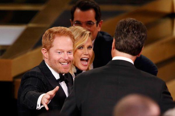 Лучшим комедийным сериал была признана «Американская семейка».