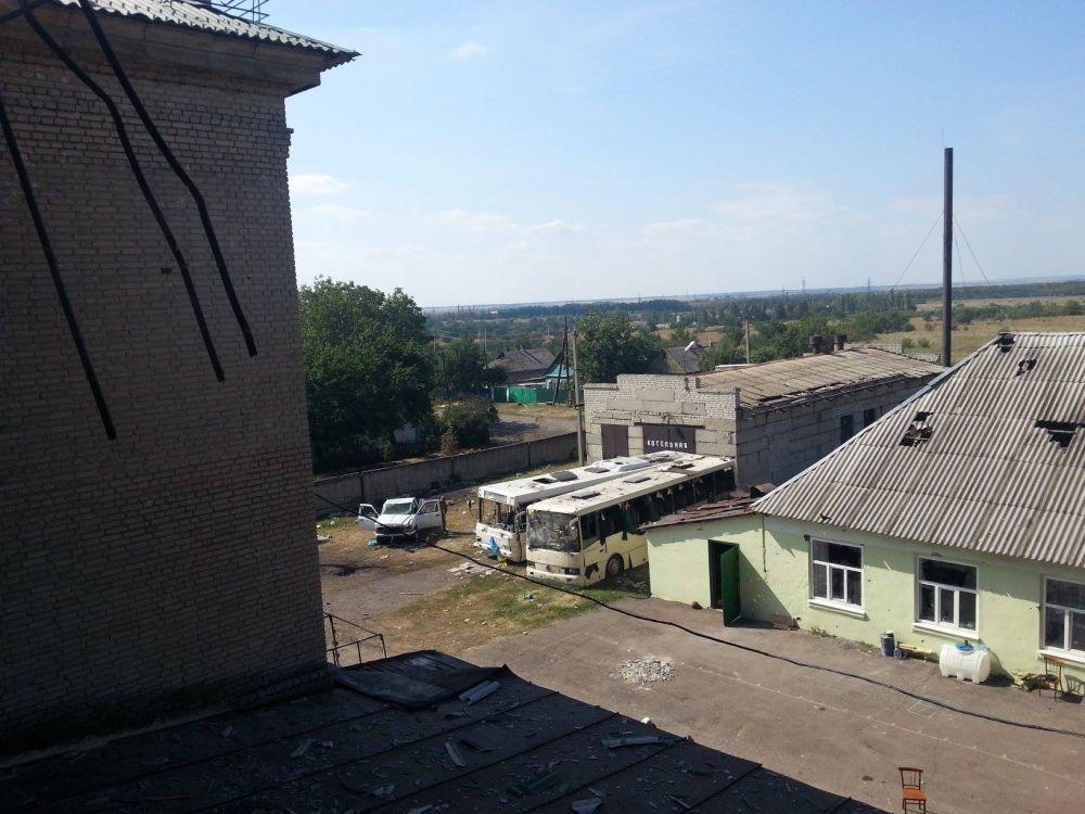 Зачистка Иловайска
