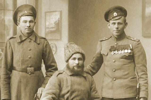 Справа Шайдулла Асылгареев. Ярославль, 1916 год