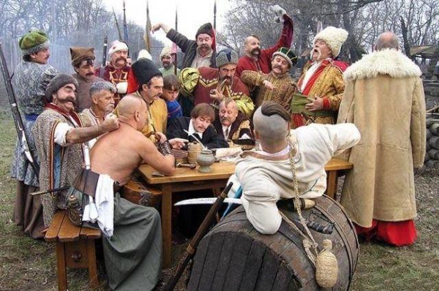 Гомосексуализм украинского казачества