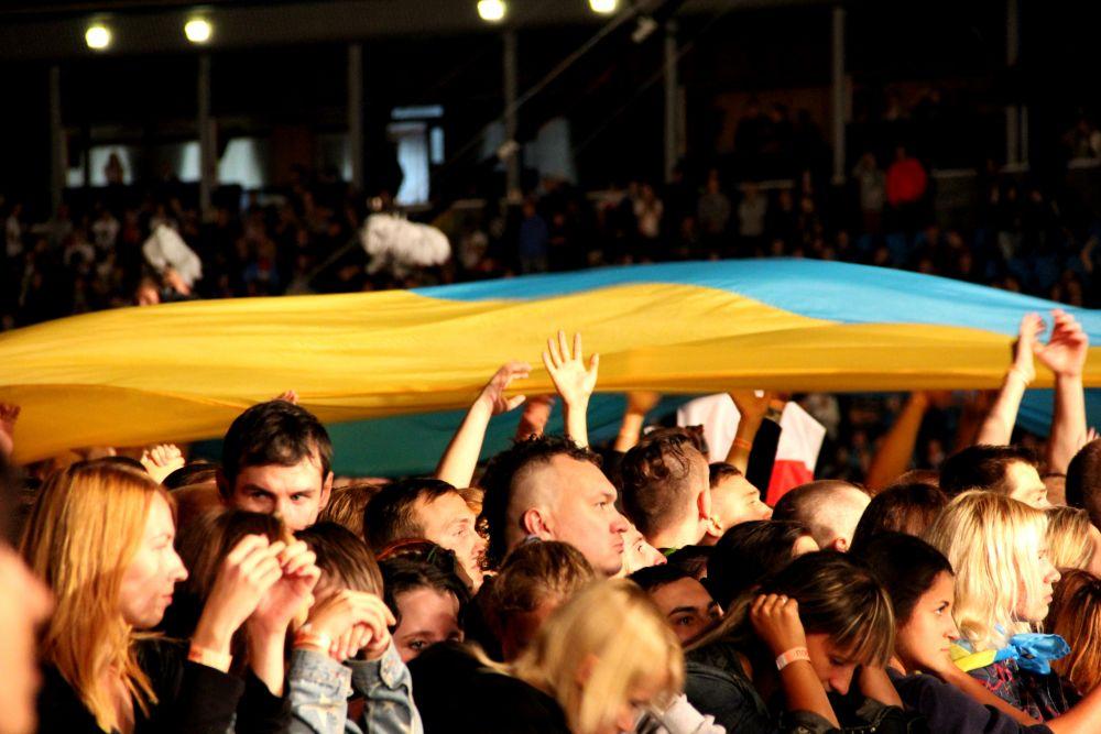 Ляпис Трубецкой в Киеве