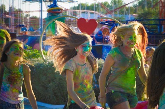 Фестиваль Красок состоится в Омске.