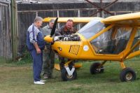 Проверка воздушного судна на соответствие техническим требованиям.