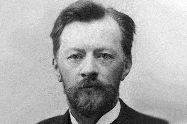 Портрет Владимира Шухова