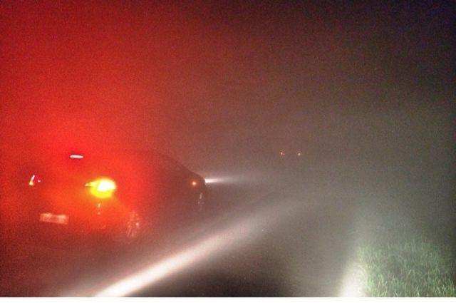 Туман нарушил авиасообщение в аэропорту Кольцово