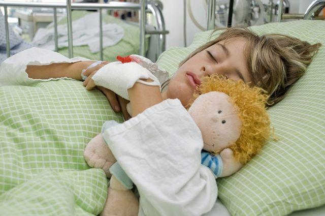 Только 15,5% детей в Челябинской области являются здоровыми