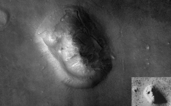 Спустя 30 лет это лицо все еще порождает массу мифов и таинственных теорий, а многие люди верят в то, что это лицо — дело рук древней марсианской цивилизации, подобной той, что построила на Земле сфинкса и пирамиды.