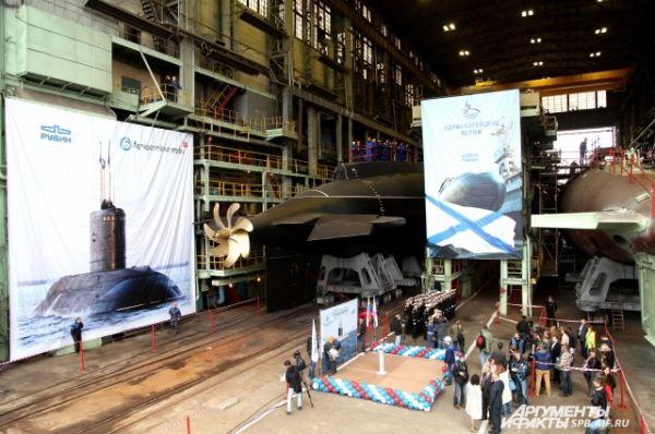Строительство серии из шести подводных лодок проекта 636.3  стало началом реализации плана Министерства обороны России по восстановлению боевой готовности флота и программы совершенствования дизель-электрических лодок для ВМФ РФ.