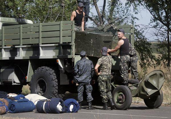 Силы АТО готовятся к обороне Мариуполя