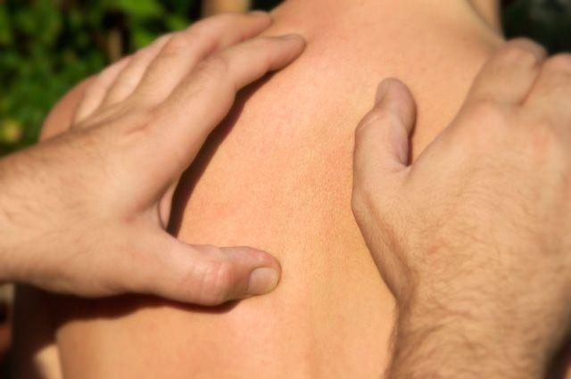 Давящая боль за грудиной после еды