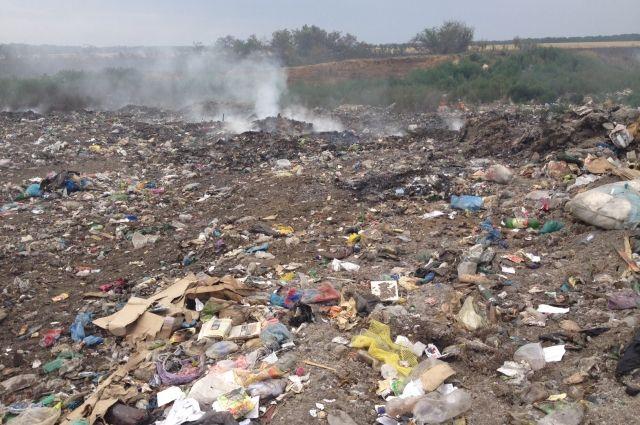 На Широкореченском полигоне ТБО будут получать электроэнергию из мусора