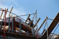 Строительство новых домов для погорельцев не успеют закончить к 10 декабря.