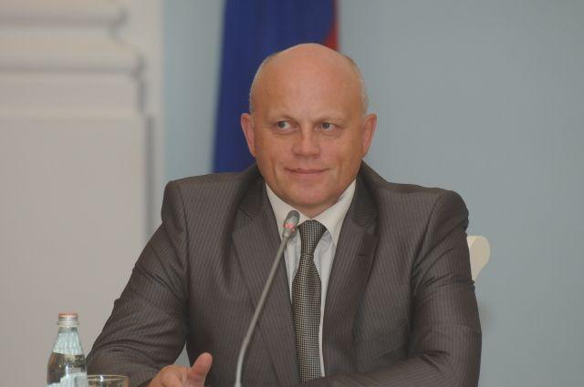 Виктор Назаров принял участие в видеосовещании.