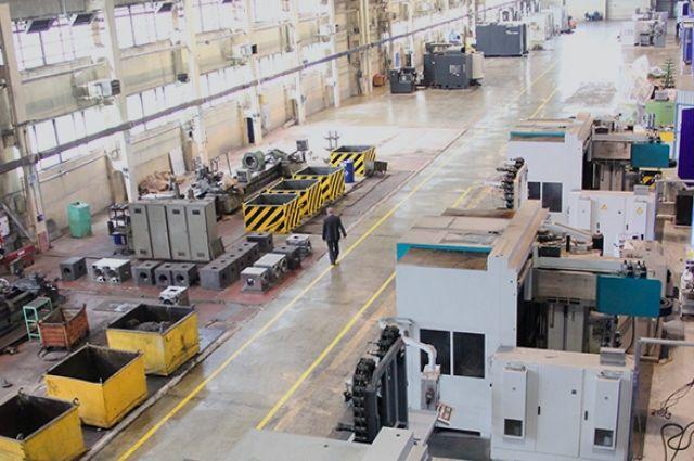 Екатеринбургский завод получил почетную грамоту департамента вооружений