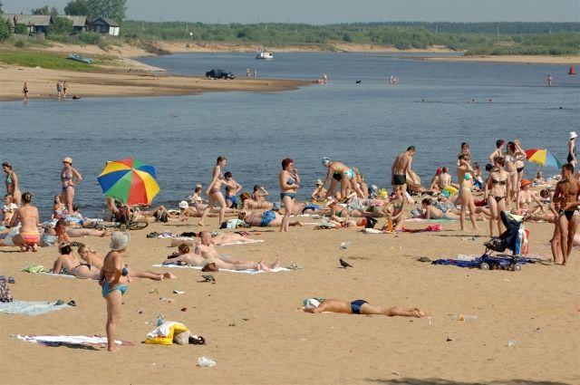 На официальных пляжах не произошло ни одной трагедии.