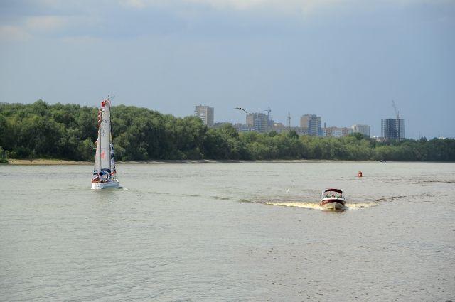 Вода из Иртыша попадёт в Чёрное море.