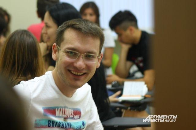 В Омской области заботятся о здоровье студентов.