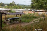 Тихая жизнь в умирающих посёлках