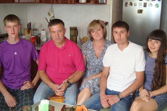 В семье Барановых о выборе профессии никто не жалеет.