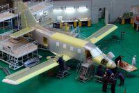 Самолет «Рысачок», который разрабатывался на «ЦКБ-Прогресс» в Самаре.