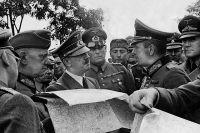 Адольф Гитлер в Польше, 1939 год.