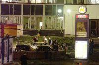 Последствия взрыва у станции метро «Рижская», который произошел во вторник около 20.00. По предварительной версии, теракт осуществила террористка-смертница.
