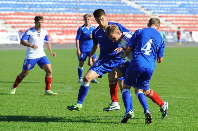 Омская команда уверенно обыграла соперников.