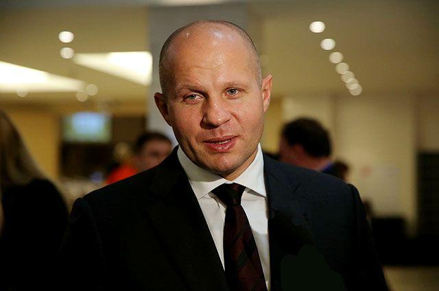 Фёдор Емельяненко приедет в Омск.
